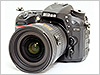 無低通濾鏡中階單反 Nikon D7100 評測