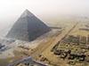 為攝影而狂! 官方封殺影片流出! 少年冒險攀金字塔頂拍照