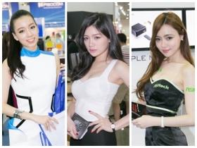 【Computex 2015】超美 Show Girl 圖輯