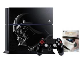 星戰迷快看!Sony 將推黑武士特別版 PS4 主機