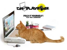 貓奴救星!貓咪專用筆電玩具現身