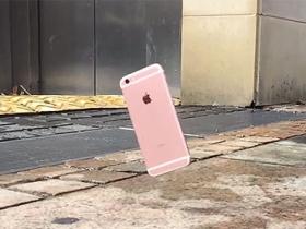 iPhone 6s 耐摔嗎?實機跌落測試給你看