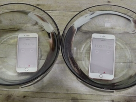 iPhone 6s 防水測試,好孩子不要模仿啊