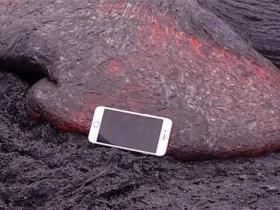 殘暴測試!把 iPhone 6s 放在熔岩上會怎樣?
