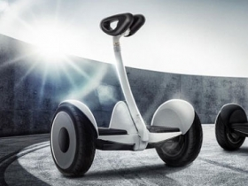 踏入雙輪電動車市場!小米推「九號平衡車」