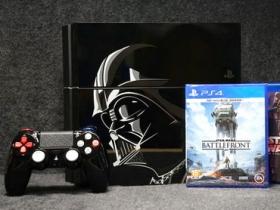 【好文要推】曠世鉅作 PS4 星際大戰 戰場前線同捆組 絕地開箱 By Macro Kao