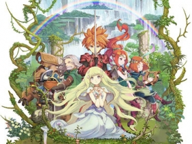 三平台登場!《聖劍傳說 Final Fantasy 外傳》資料公佈