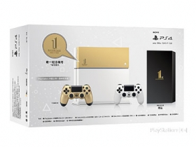 土豪風格?Sony 推 PS4 中國上市一週年特別版