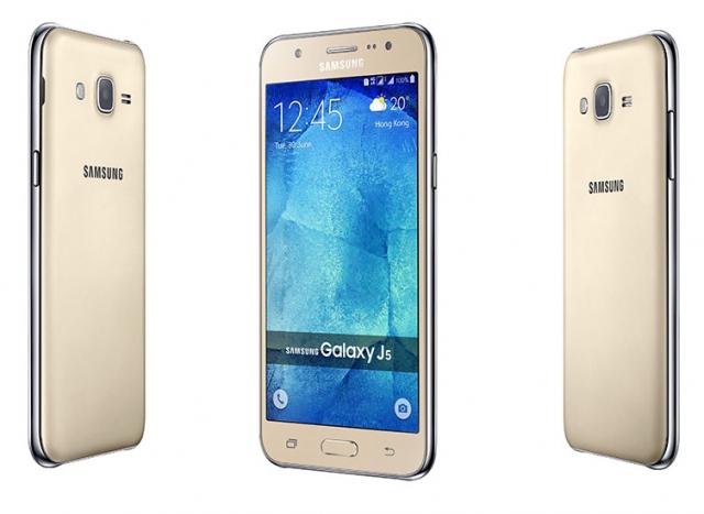 大光圈 免六千!平價拍照系 Samsung Galaxy J5 到貨開賣