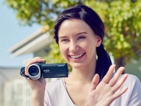 進階防震,Sony Handycam HDR-PJ675、CX450 上市