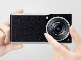 手機變相機,閹割版 Panasonic Lumix CM-10 發表