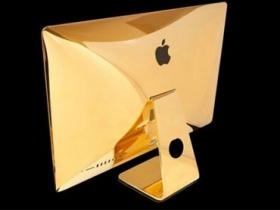 有錢就是任性!大陸土豪在英國狂訂 50 台黃金 iMac