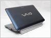 3.5G 流動新世代 Sony VAIO W215 實測