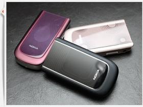 音樂、美型雙打 Nokia X3 / 3710f 月底上市