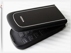 簡單摺疊機 Nokia 3710 fold 也能玩 Ovi