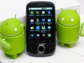 Huawei IDEOS 世界第一原生 Android 2.2 手機