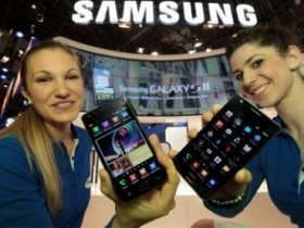 【MWC11】i9100 Galaxy S II 正式發表!