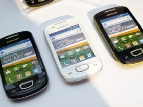 Samsung Galaxy Mini:小而有當的入門機款