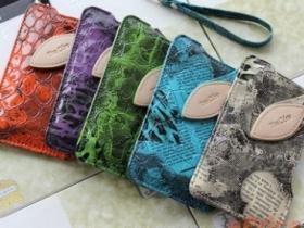 【手工配件】MOMAX iPhone 鱷魚皮紋保護套