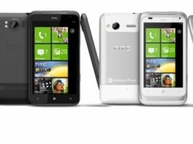 HTC 發表 WP7 Mango 雙新機:Titan、Radar