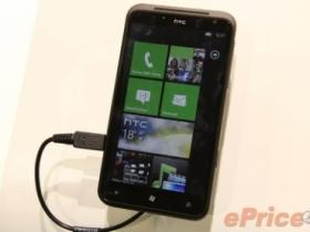 HTC 芒果雙雄:Radar / Titan 德國試用