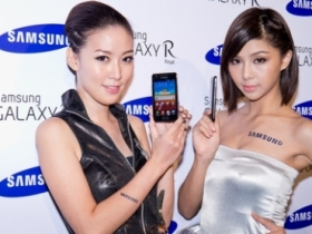 Galaxy R 雙核新悍將 $15,900 加贈電池充