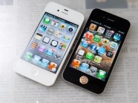 iPhone 4S / 4 新舊款差異的簡單比較