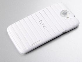 【分享】HTC One X 原廠硬質保護殼,著裝!