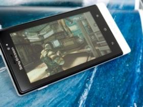 暢玩無線新科技:Sony Xperia sola 白色機測試