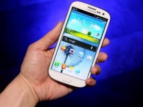 Galaxy S III 台灣預購發表會,現場搶測