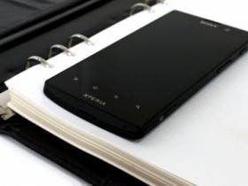 剛毅金屬質感:Sony Xperia Ion 實機測試分享