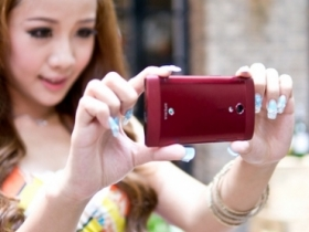 裡外一新!紅色 Sony Xperia ion 升級 4.0 實測