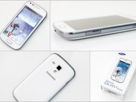 Galaxy S Duos 威寶獨賣:月付 $992 手機零元