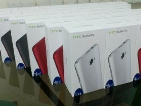 HTC 蝴蝶機到貨,Xperia V 周末上市 $16,900