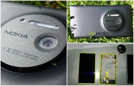 Nokia EOS 實機諜照曝光,還有拆解照喔!