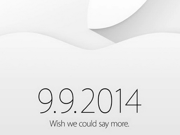發表日期確認,Apple 9/9 新機駕到