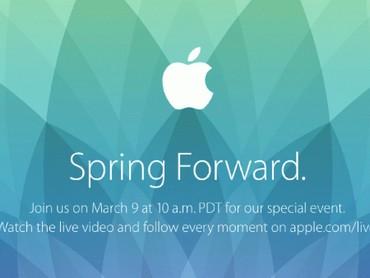 3/9 Apple 發佈會,會有什麼驚喜?