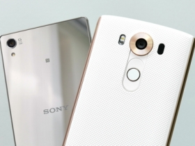 王者交鋒:LG V10 與 Sony Z5 Premium 相機與電力測試比較!