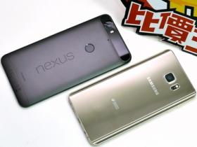 華為 Nexus 6P 與 Samsung Note 5 相機拍照畫質對尬測試!