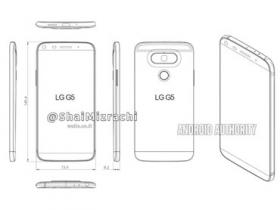 纖薄金屬機身,LG G5 將改頭換面