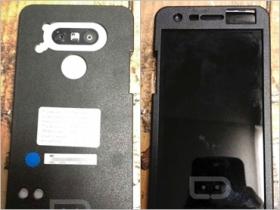 雙螢幕 雙相機,LG G5 現身