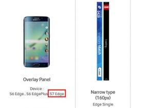 三星 S7 Edge 曲面螢幕有新玩法
