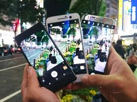 XP、H10、S7E 東京日夜實拍對比