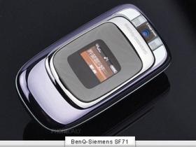 【經典回顧】液態金屬玩美型:BenQ-Siemens SF71