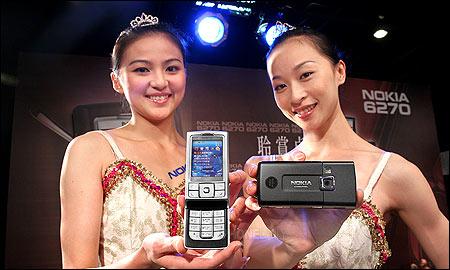 【歷史上的今天 2005/12/14】 Nokia 推第二款 200 萬畫素滑蓋機 6270