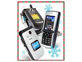 ASUS 幸福聖誕月! 三款手機限量精品大方送