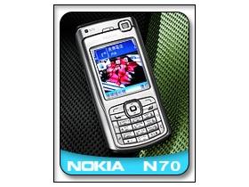 有深度的好手機! Nokia N70 影音新魅力