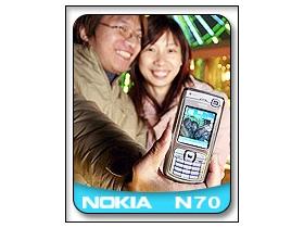Nokia N70 好寫 e! Lifeblog 實機體驗