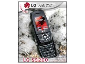 黑色精靈! LG S5200 神秘迷人