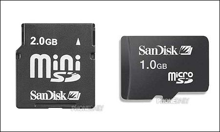 SanDisk 推出超大容量手機記憶卡